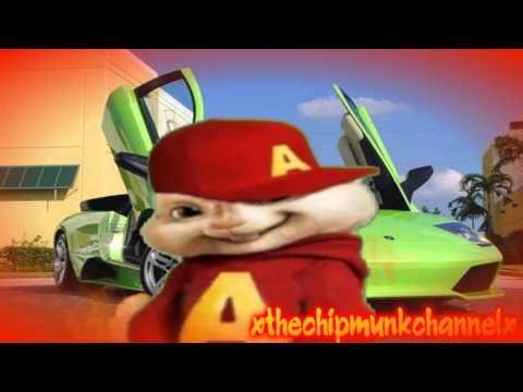 Machine Gun Kelly Feat. Waka Flocka Flames - Wild Boy ( CHIPMUNK VERSION) Alvin feat Theodore