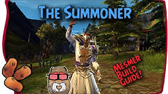 Best Builds For Guild Wars 2 Open World & Story - The Mesmer