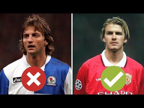 Tim Sherwood lashed out at Beckham