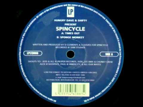 Spincycle - Sponge Monkey