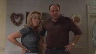 The Sopranos - TONY raging Part 4