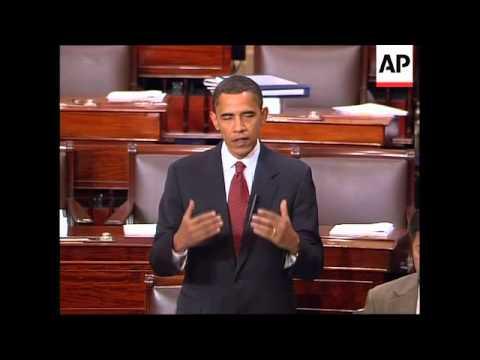 Senate scuttles legislation ordering US withdrawal from Iraq