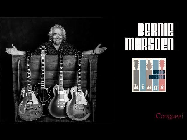 Берни Марсден выпустил новый альбом. И это не хард рок, а чистейший блюз.