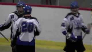 Curtis Singleton Goal vs. Vermont