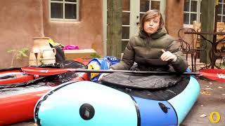Previewing Alpacka Raft