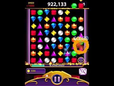 Bejeweled Blitz iPad Kanga Ruby 1 Score 1,770,850