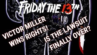 Zapętlaj Friday the 13th: Victor Miller Wins! Is the Lawsuit Over? | pizowell