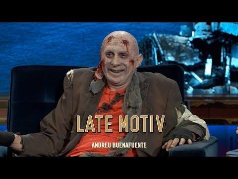 LATE MOTIV - Berto Romero. Pepe el Zombi | #LateMotiv491