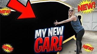 I GOT MY DREAM CAR!! NEW CAR!!