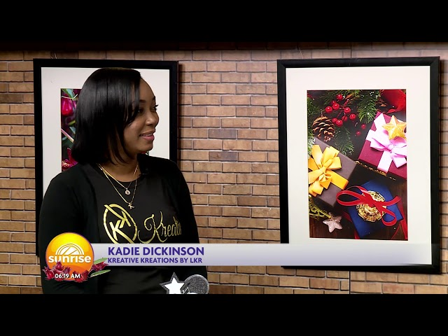 Gift for Christmas: What Can You Add to the Shopping List?  | Sunrise: Home and Garden | CVMTV