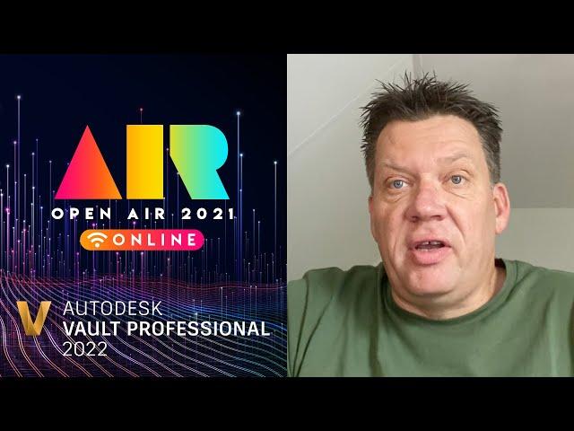 OPEN AIR 2021: Vault Professional 2022