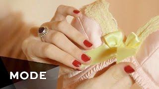 I'm a Lingerie Designer | Behind the Seams ★ Mode.com