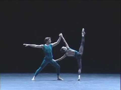 William Forsythe's In the middle, somewhat elevated