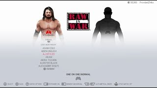WWE 2K19 | Full Roster w/ Arenas & Managers