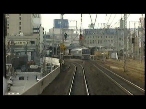 新快速 大阪-姫路 前面展望 221...