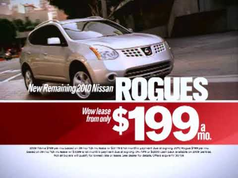 Awesome Koons Falls Church Nissan New Car Countdown TV Commercial