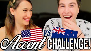 THE ACCENT CHALLENGE! with BENNY MCNUGGET! | itsLyndsayRae Thumbnail