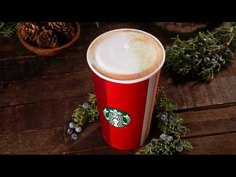 Maurice DeVoe - Starbucks has a New Flavor for the Holiday Season