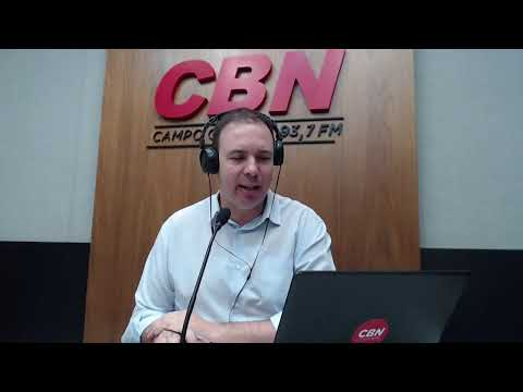 CBN Campo Grande (10/08/2020) - com Ginez Cesar