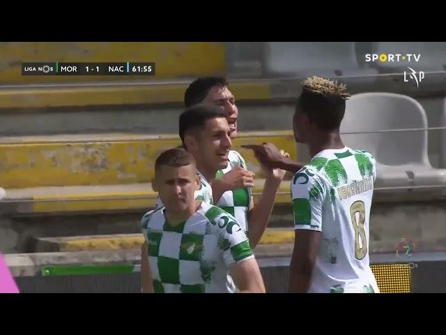Goal | Golo Ferraresi: Moreirense (1)-1 CD Nacional (Liga 20/21 #31)