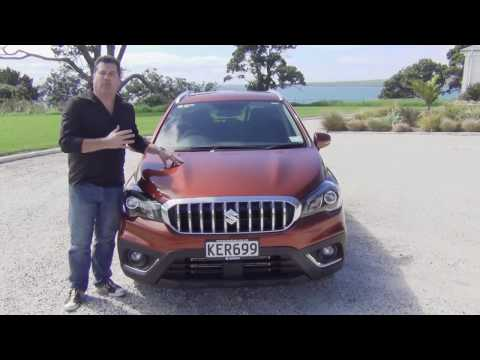 Company Vehicle Magazine - 2017 Suzuki S-Cross