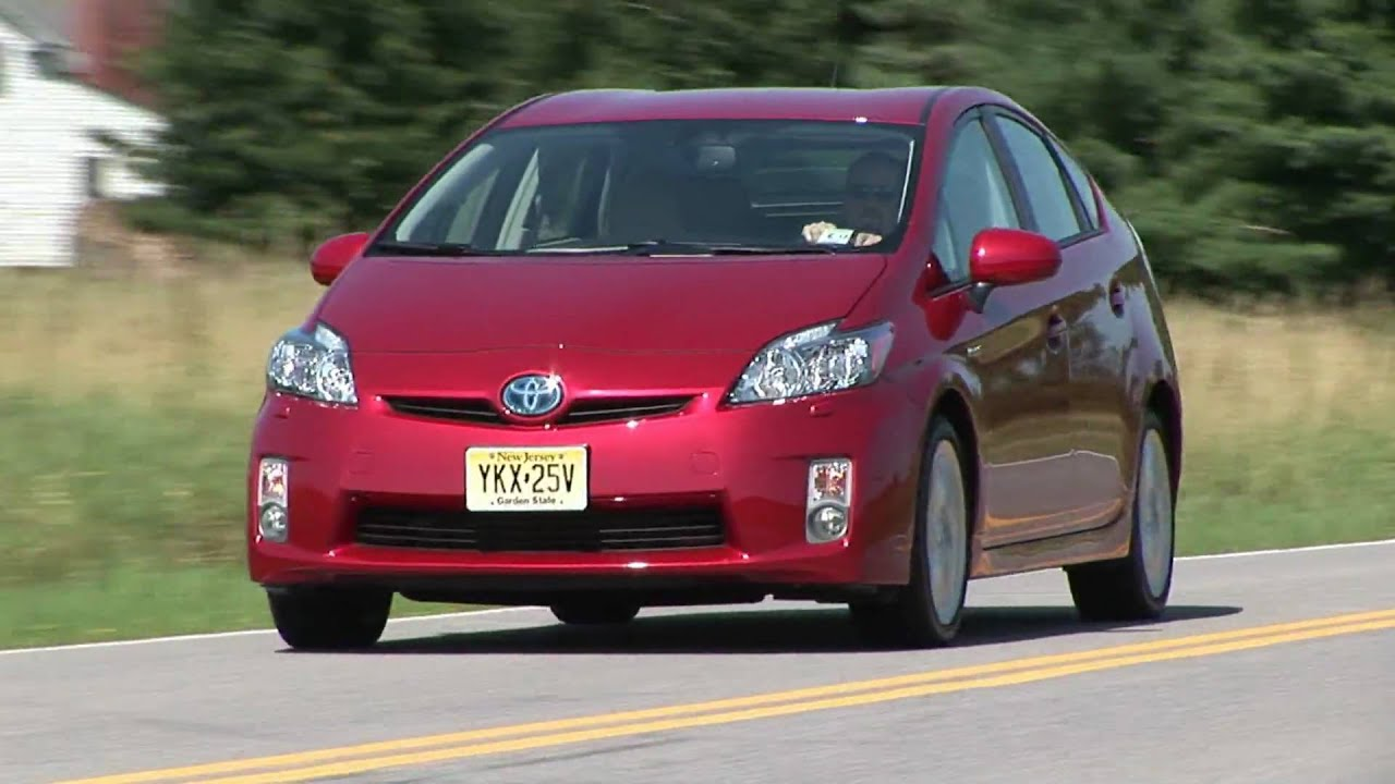 2010 Toyota Prius V Drive Time Review | TestDriveNow   YouTube