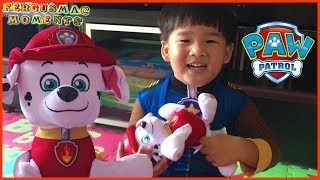 Cool Paw Patrol Toys Playtime With Matching Chase Costume