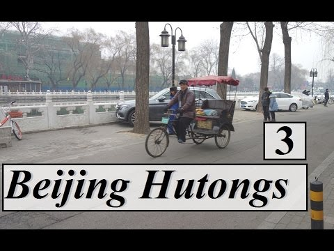 China/Beijing (Beautiful old Beijing Hutongs 3) Part 39