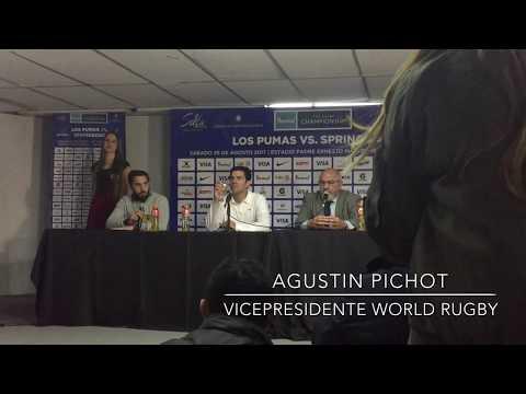 Video: Presentación Los Pumas vs Springboks en Salta