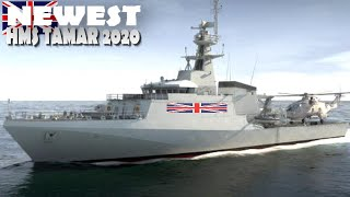 Finally!! Royal Navy's newest ship ready to deploy around the globe