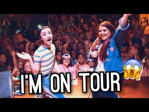 I'M ON TOUR?!