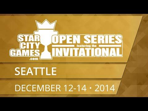 SCGINVI - Invitational - Round 14 - Joe Lossett vs Marcel Dizon