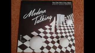 Modern Talking - You Can Win If You Want - Maxi Single - Hansa - 1985 (Vinyl)