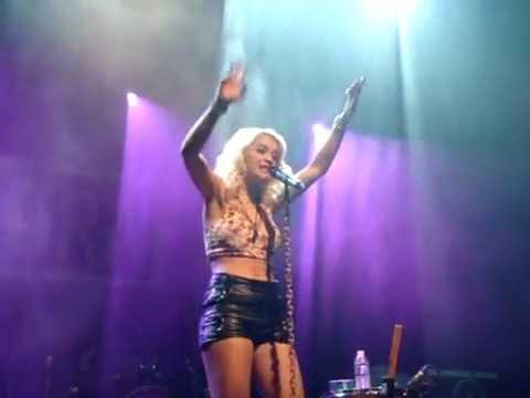 Rita Ora - Radioactive Live In SF