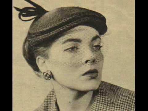 The Beautiful Barbara Bain - YouTube