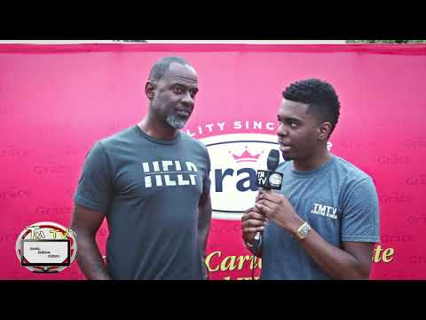 TMTV | Brian McKnight talks New Album 'Genesis' + Toronto Jerk Fest 2017