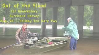 1st Anniversary Hurricane Harvey  -  Out of the Flood Conference