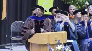 Duke Engineering Undergraduate Ceremony 2018