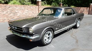 1965 Ford Mjstang Coupe for sale Old Town Automobile in Maryland