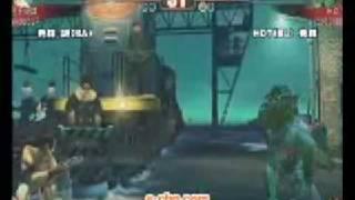 Makoto vs. HOT, SHINYA