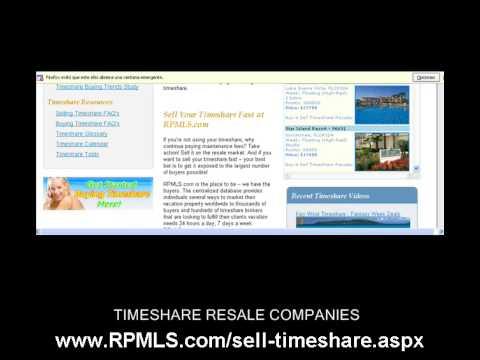 Vacation timeshare resales - Resale timesharetimeshare -Resale companies