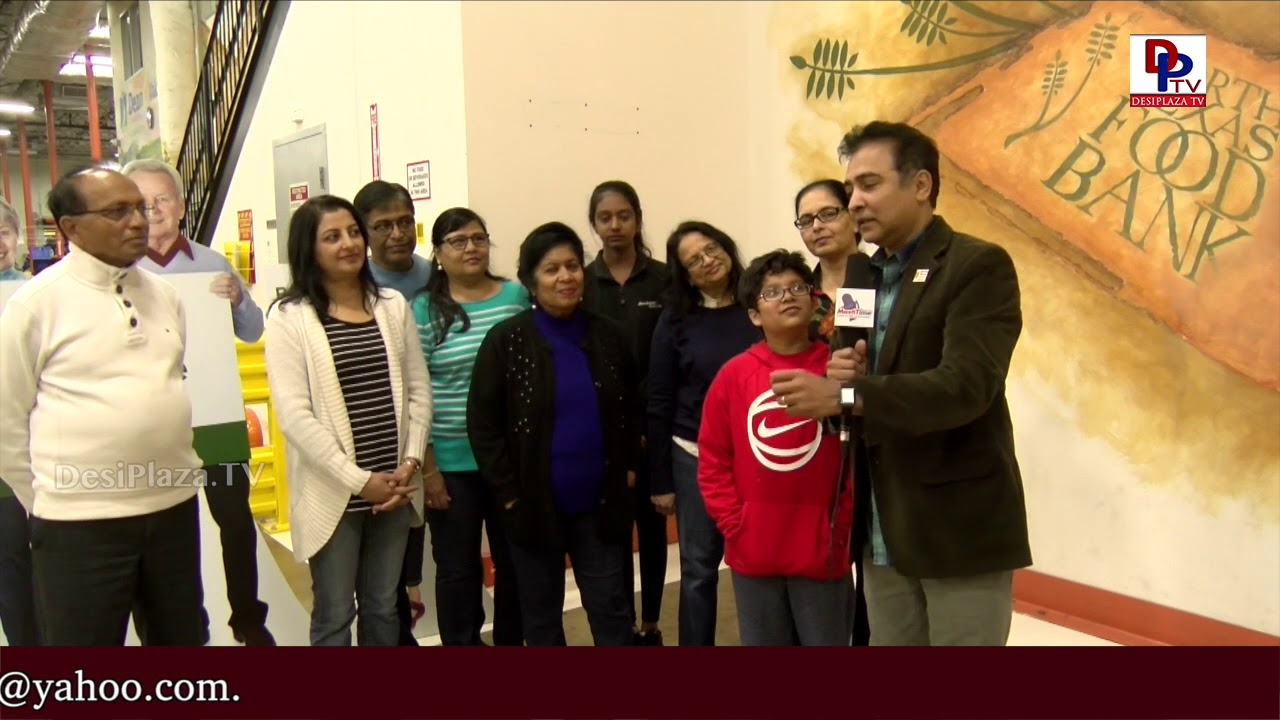 Highlights : NTFB Indian American Community Volunteering at North Texas Food Bank
