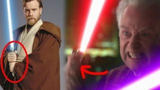 10 Errores de Star Wars Episodio 3 que Quizás no Sabías - Apolo1138