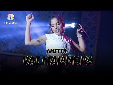 Anitta — Vai Malandra  Ao Vivo Na Praia