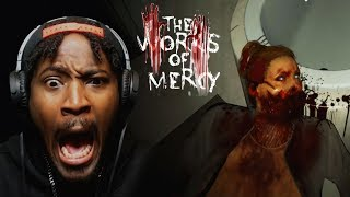 I'VE NEVER PLAYED A GAME LIKE THIS | The Works Of Mercy FULL GAME Part 1