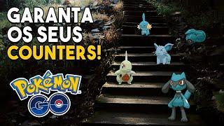 EVENTO DE COUNTERS DA EQUIPE GO ROCKET! E MAIS NOVIDADES!  Pokémon GO