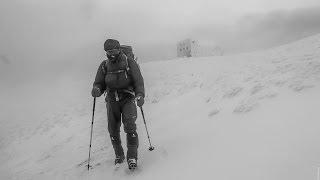 Зимний поход в Карпаты. Черногорский хребет и Говерла.