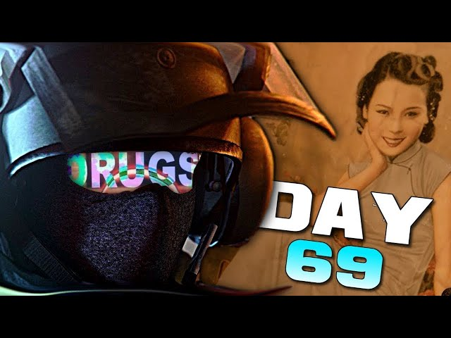 Day 69 of The War Against Hackers - Rainbow Six Siege | yo_boy_roy