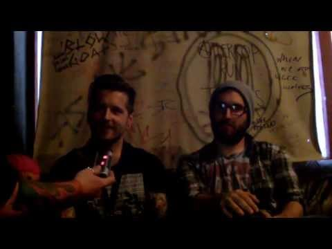 Bury Tomorrow Interview May 2014