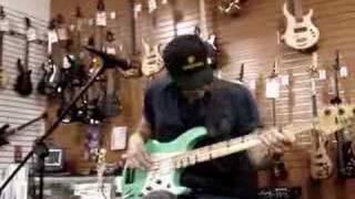 billy sheehan amazing bass solo ny